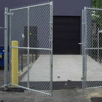 Fence Gates Zhonghua Palisade Fencing Manufacture Co