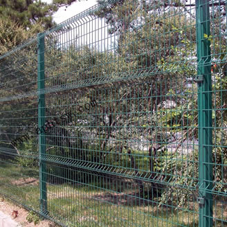 Welded Wire Mesh Fence : Zhonghua Palisade Fencing